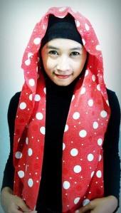 Jilbab Cardigan Hoodie Murah  ch 4-5,