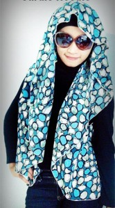 Jilbab Cardigan Hoodie Murah  ch 6-7,