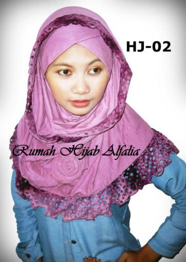 jual jilbab modern di surabaya