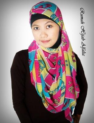 jilbab modern 2013