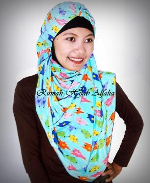 Reseller Jilbab Modern