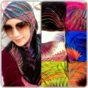 jual jilbab syria murah