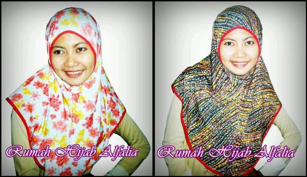 jilbab cantik modis murah