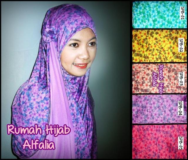 Grosir Jilbab Cantik dan Murah