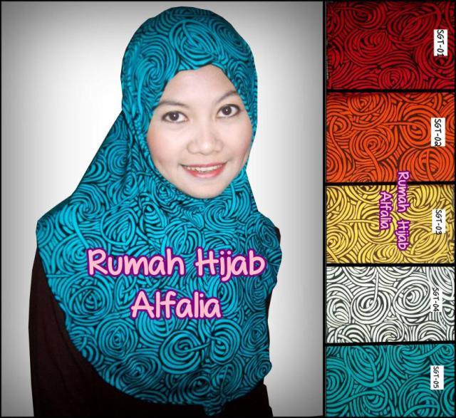 Grosiran Jilbab Murah