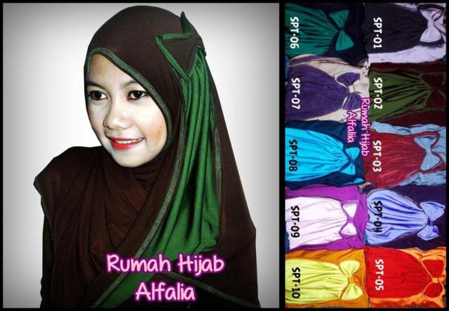 Jilbab Muslimah 2013