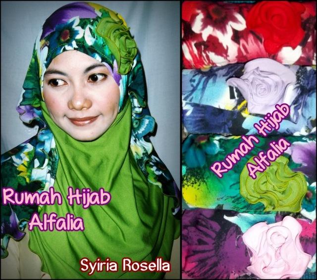Menjual Online Berbagai Model Kerudung Cantik dan Terbaru Dengan Harga Murah Pusat di Surabaya